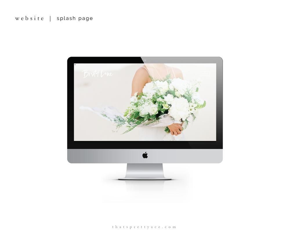 Bristol Lane - Website