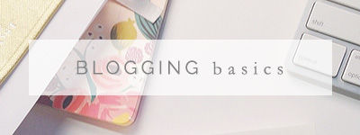 bloggingbasics - that's pretty ace