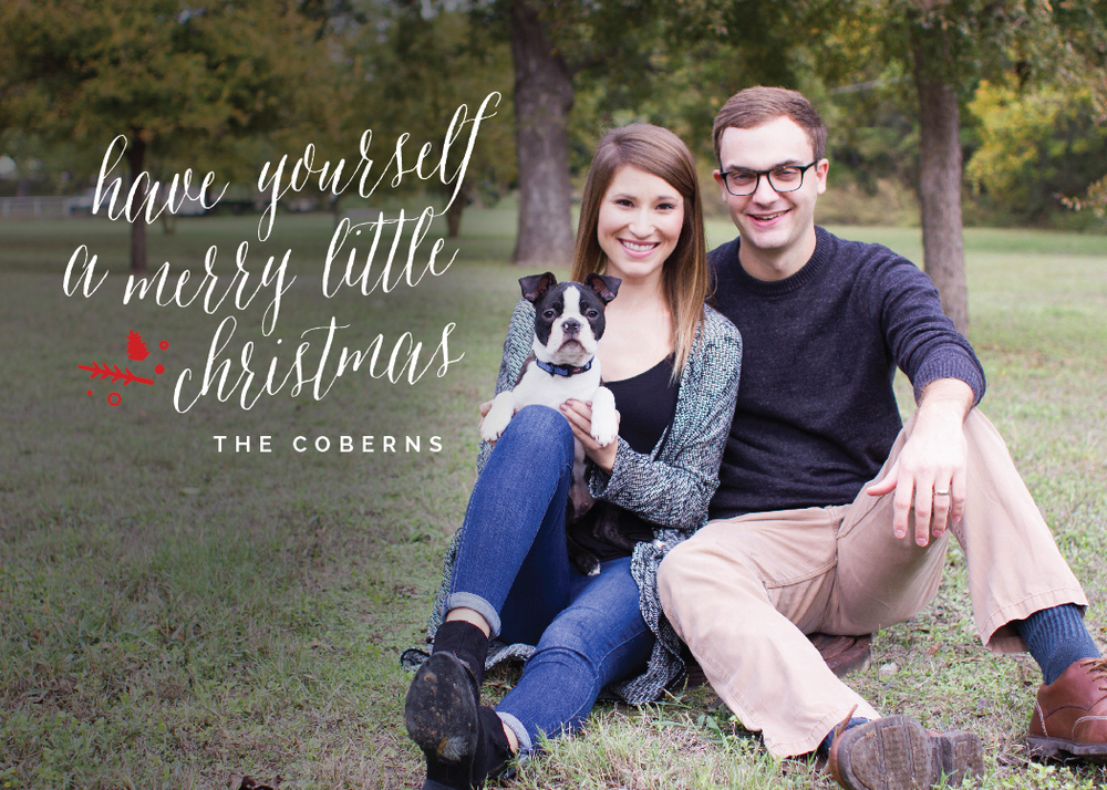 Cobern 2016 Christmas Card