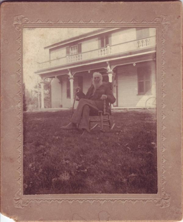 Pap (Joseph Levi) Pitman - Circa 1900