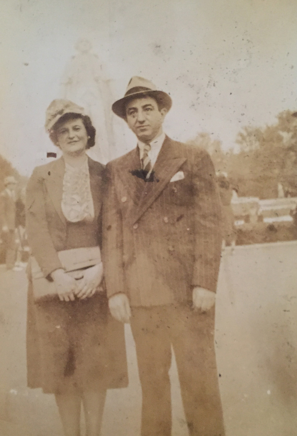 Sidney and Rose Bosswick