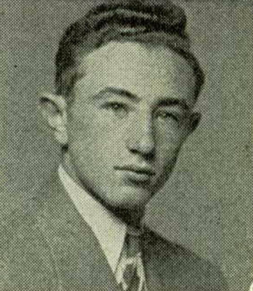 Donald Bosswick in 1947.