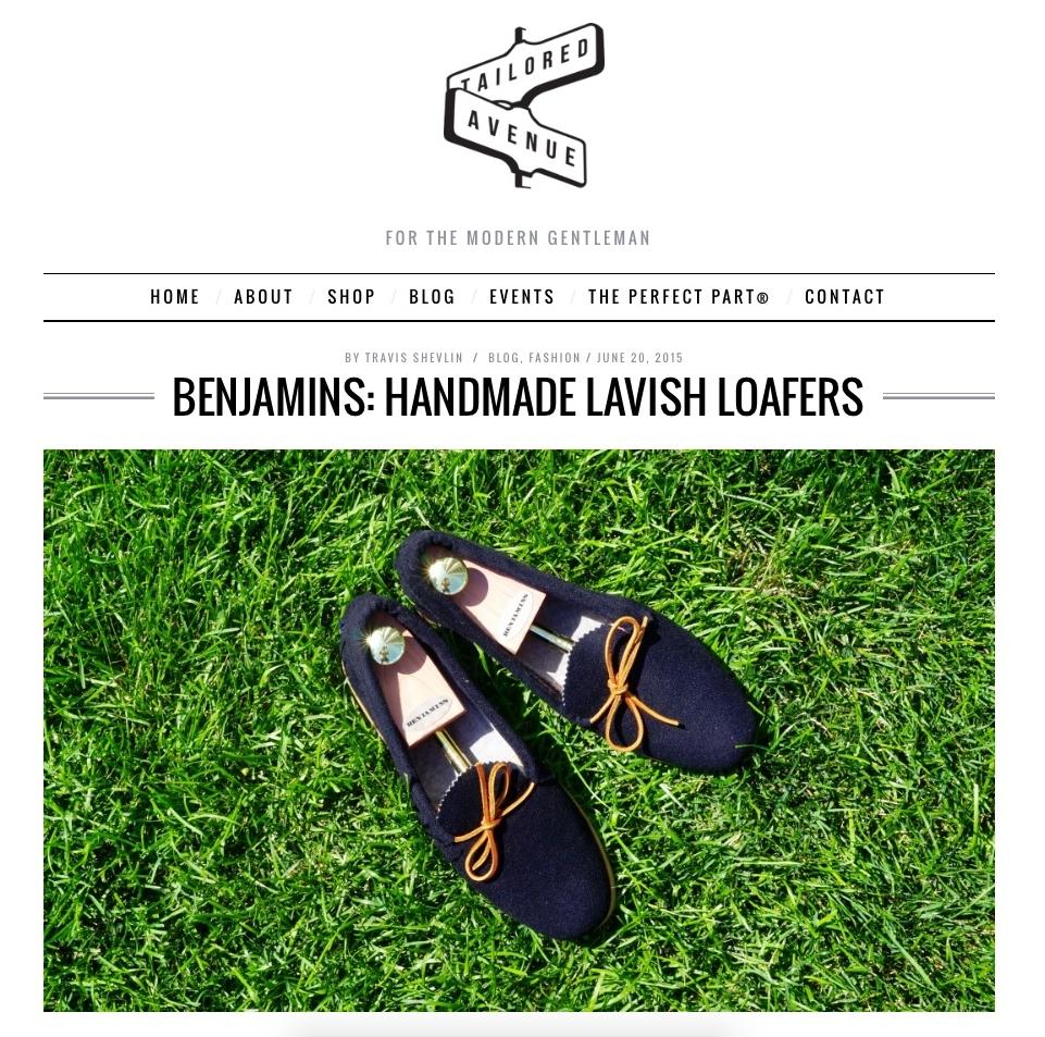 Benjamins: Handmade Lavish Loafers 2015-06-22 16-25-34.jpg