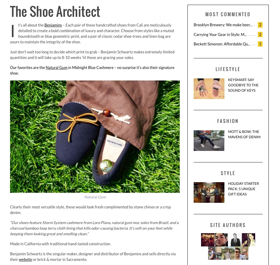 Benjamins: Handmade Lavish Loafers 2015-06-22 16-26-06.jpg