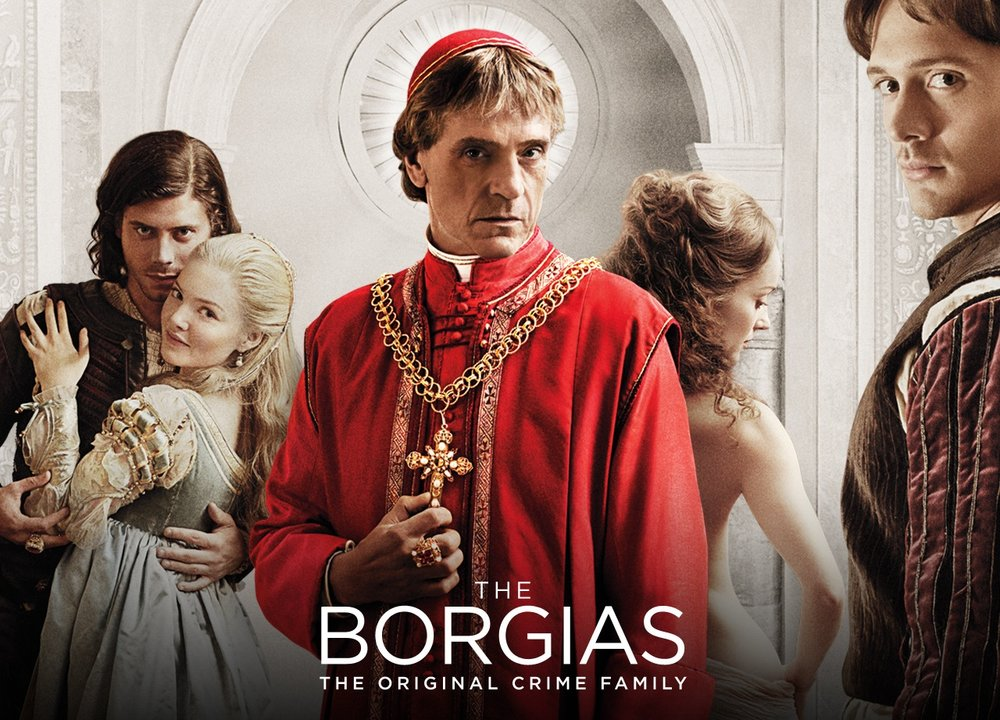 The Borgias Season 2