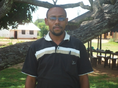 Jumaa Masha Lewis (2013) - Principal, Science, Kiswahili, IRE, Volleyball