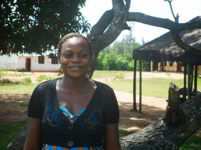 Diana Akoth Awor (2011)  - Class 4, English, Science, Wildlife, Guidance and Counseling