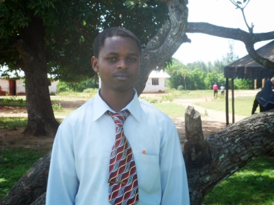 Peter Maseghe Wakalo (2012) - Class 1, Social Studies, Environmental Club, Games Master