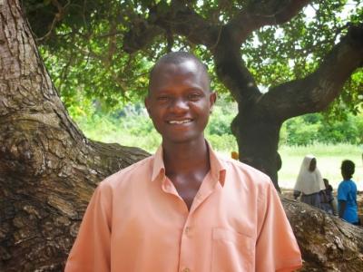 Raymond Kombe (2013) - Bursar