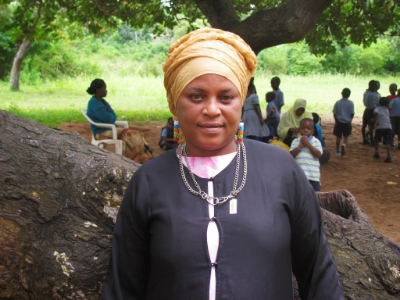 Joyce Nzingo Charo - Health Worker
