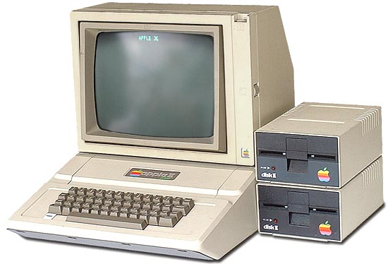 First Mac I ever used