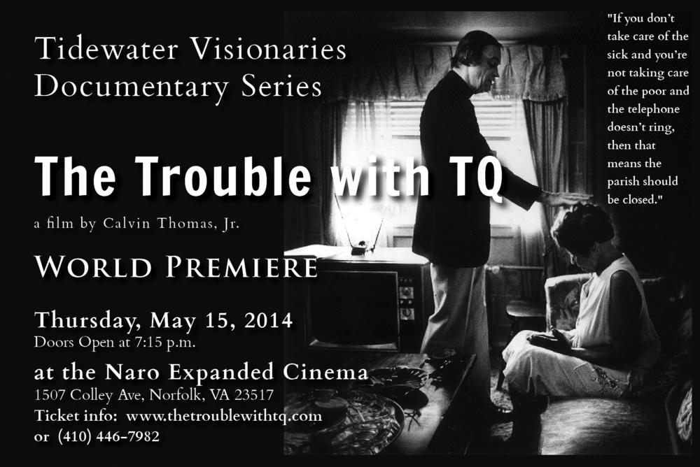 Coming 15 May 2014!