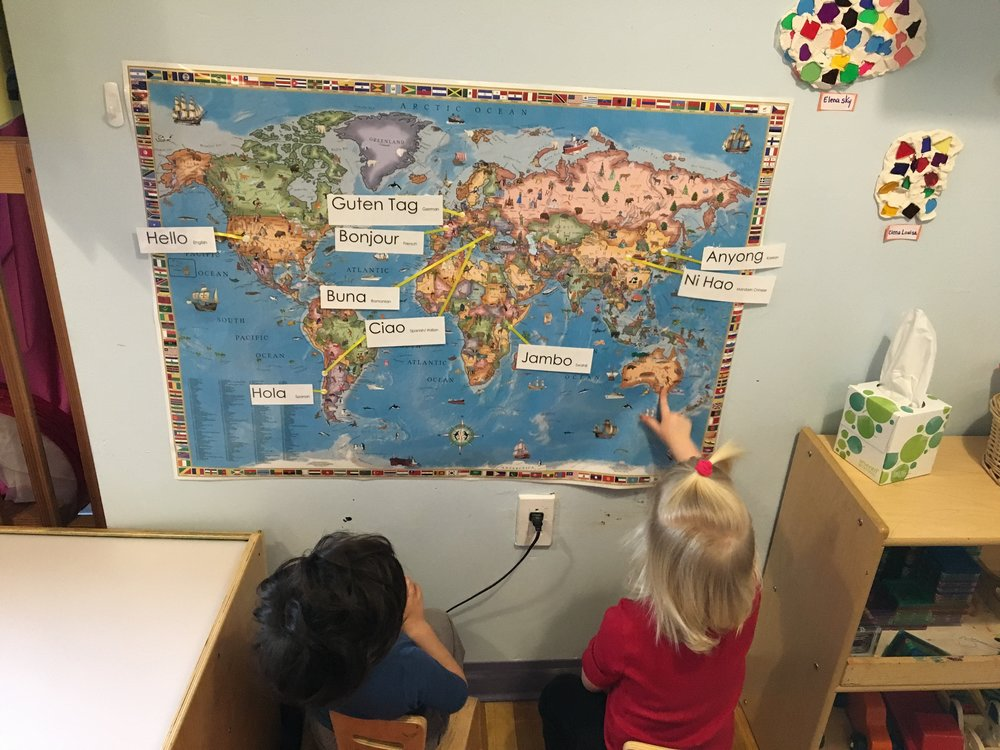 Learning about our cultures -