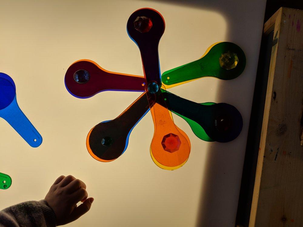 Colors-Sorting-Mixing -