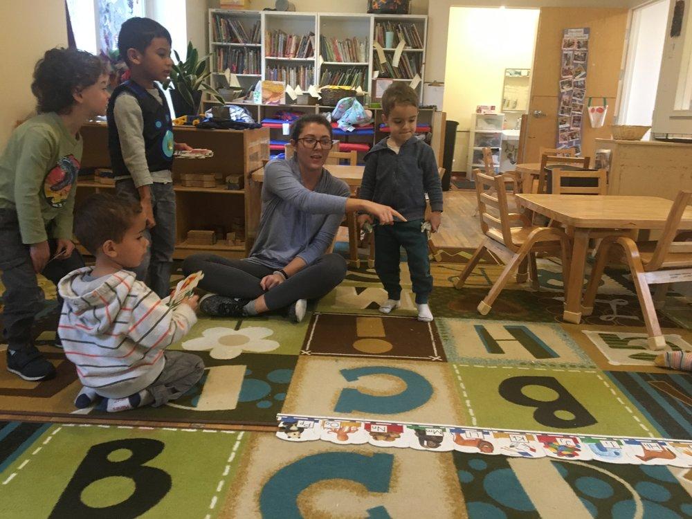 - Alphabet Floor puzzle