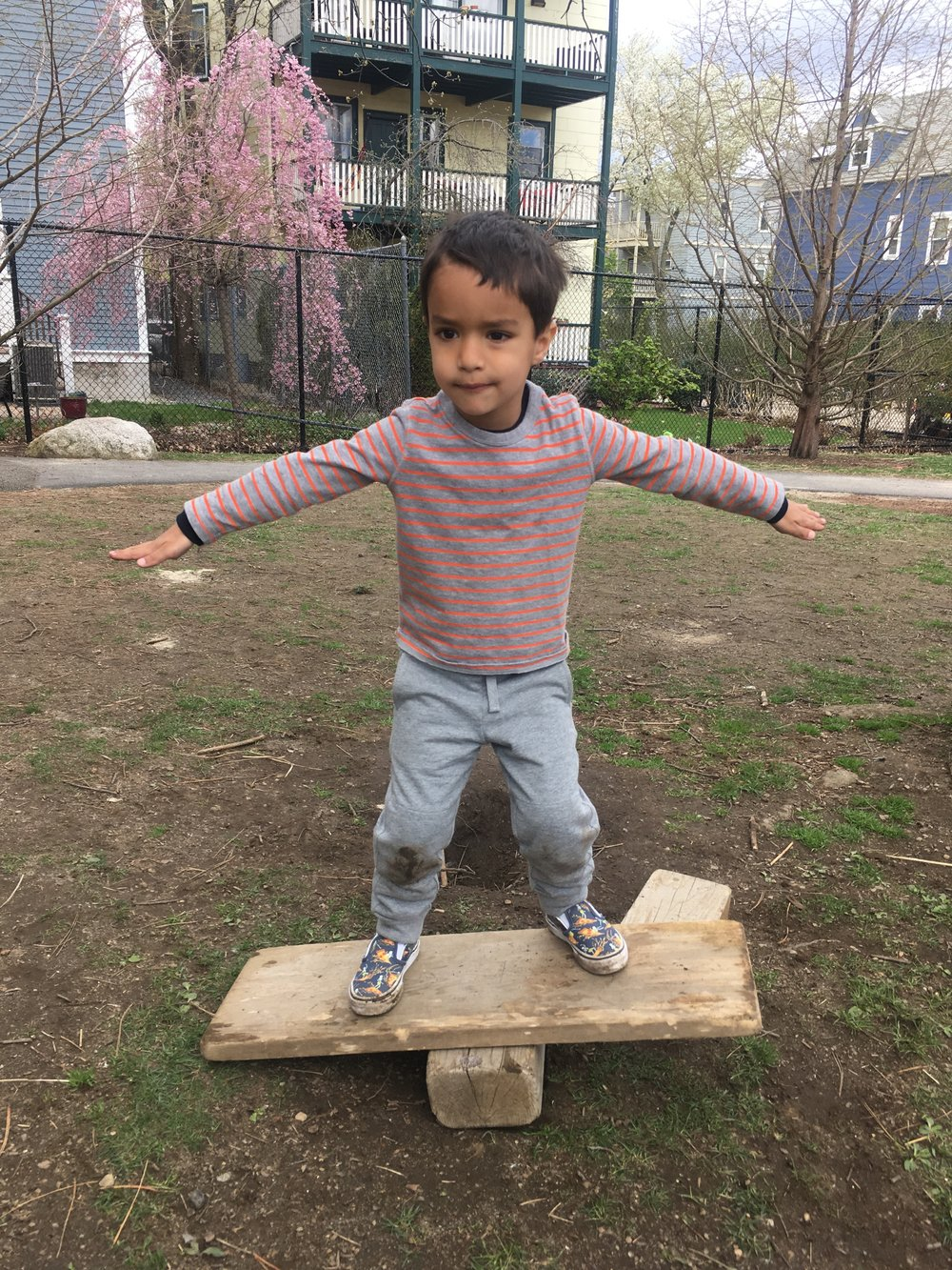 - Balancing