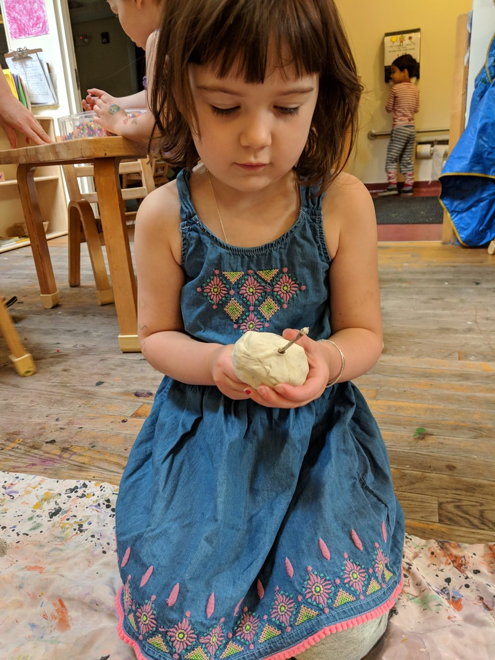 Clay exploration -