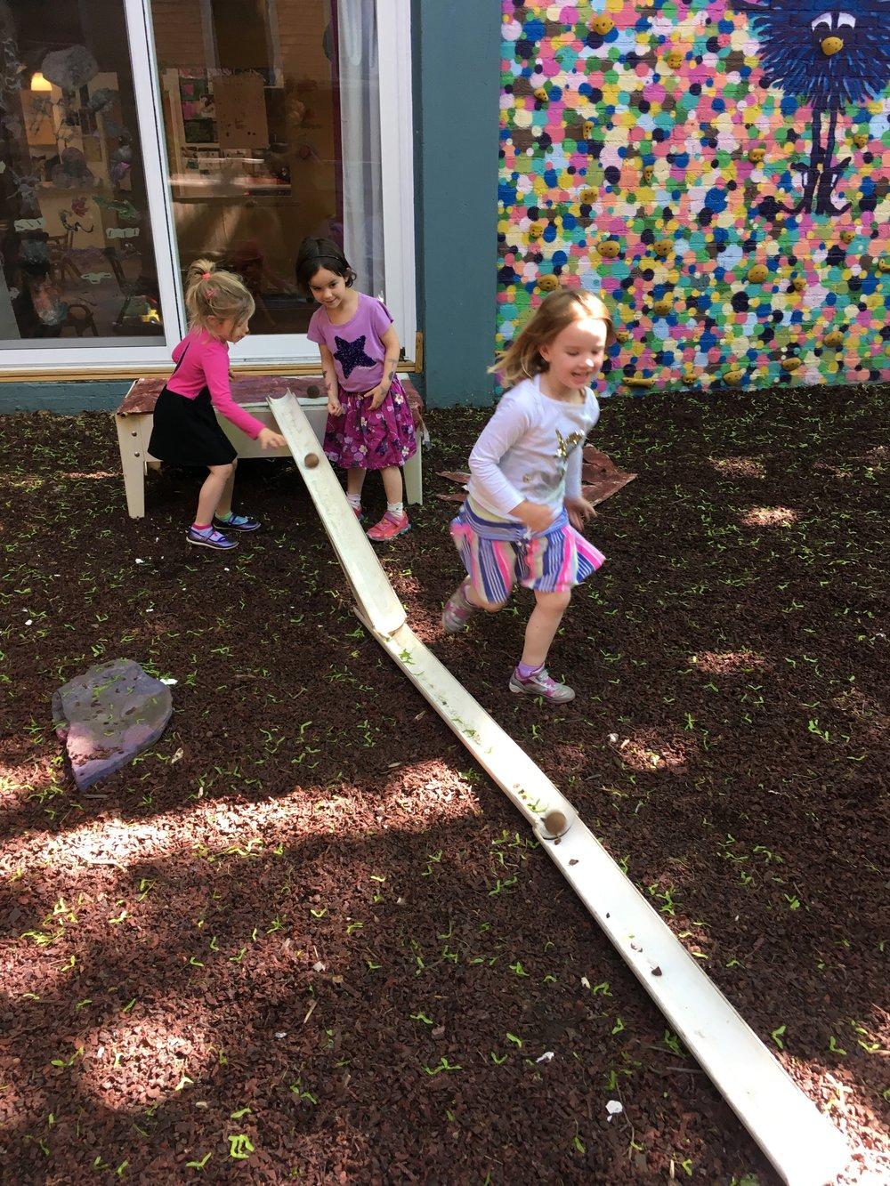 Ramp Exploration -