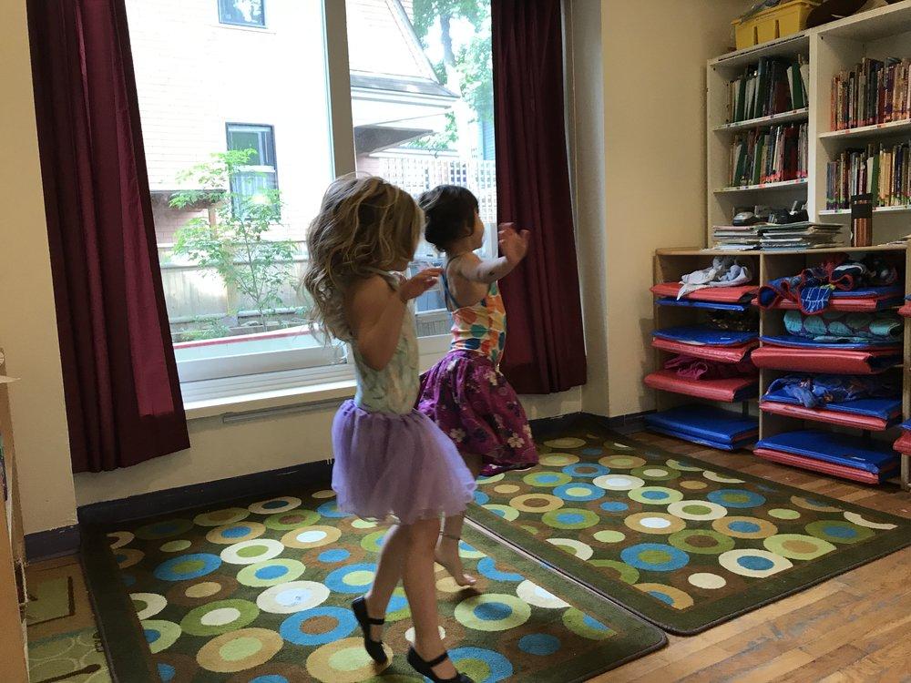 - Performing Arts-Dance