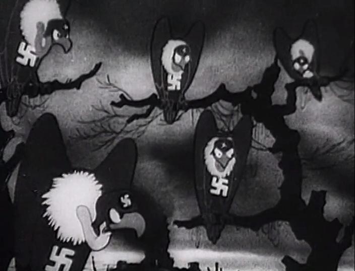 Nazi crows