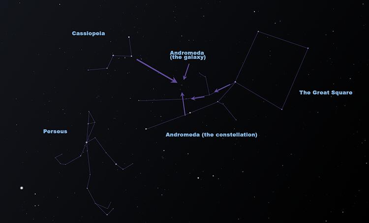 andromeda and perseus stars ile ilgili görsel sonucu