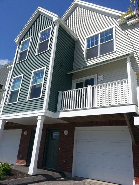 Our new townhouse