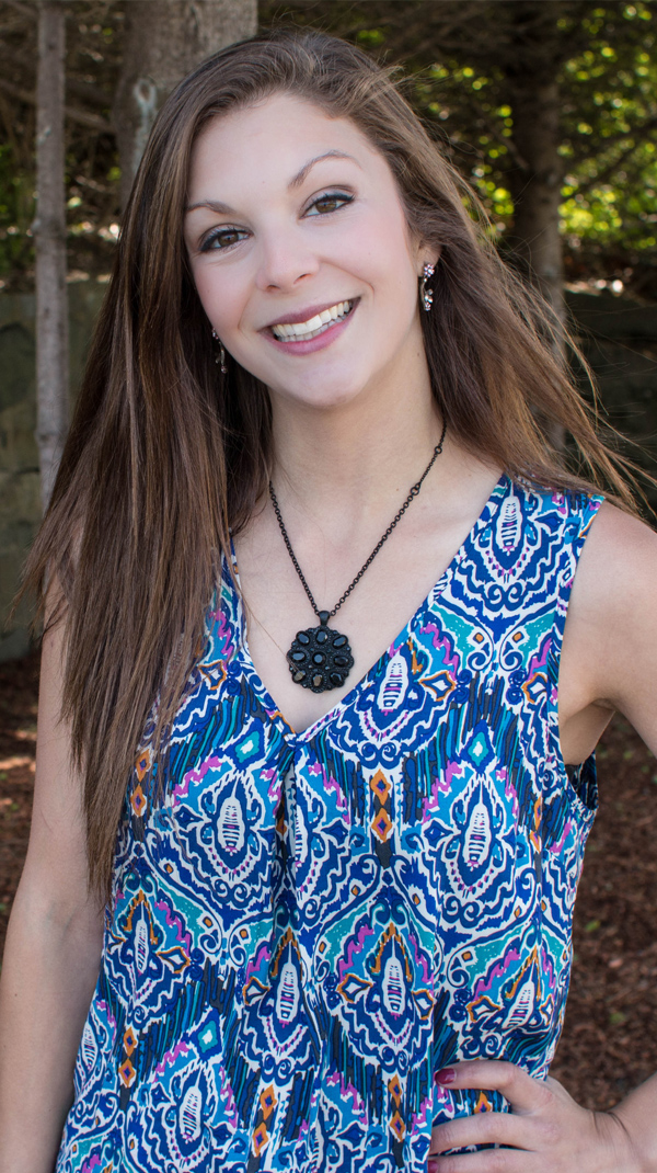 Mallory Lavoie Young & Free Maine Spokester
