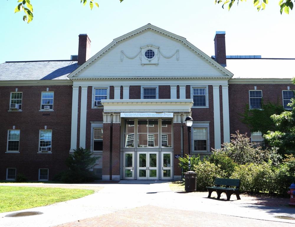 University of Maine Campus, 2015.