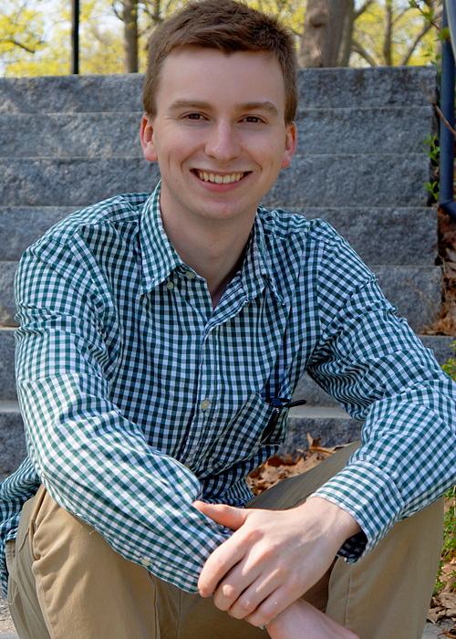 Jake Holmes Young & Free Maine Spokester