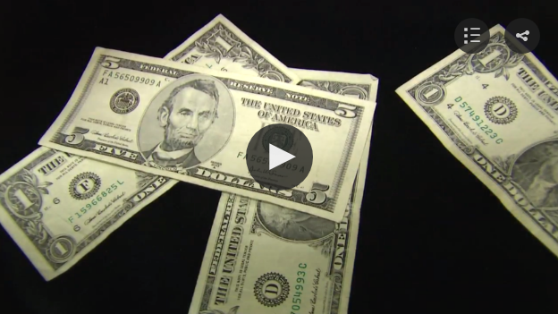 It can be tough to put cash away, but one method is really taking off. (WGME)