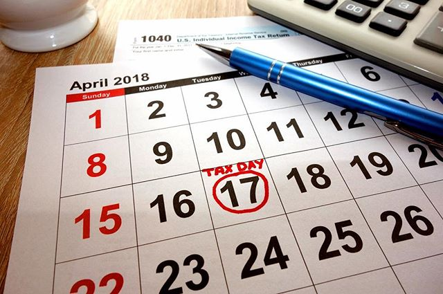 Today is tax day, everyone! Have you filed yet? If not, today is the deadline to do so! #mainecreditunions #financialliteracy #taxday #deadline