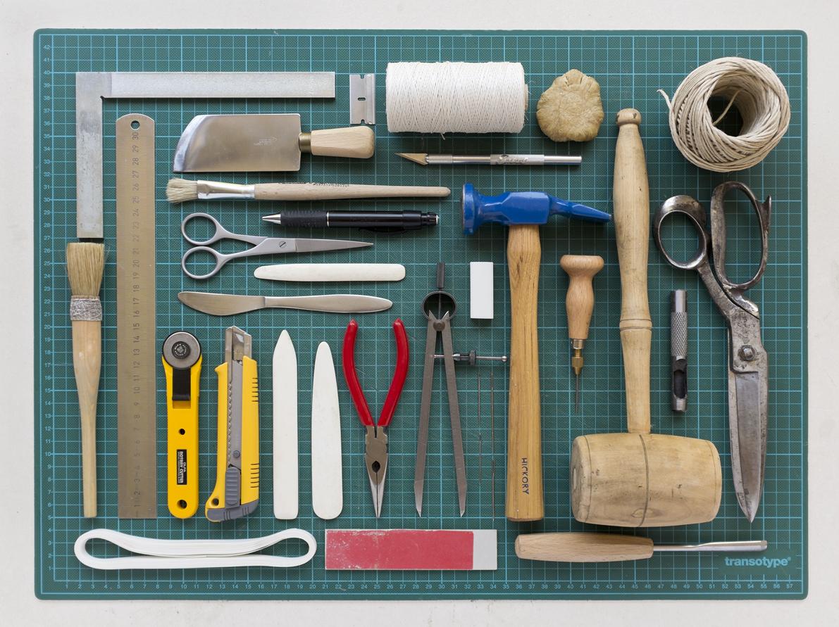 MEMBERS SHOW AND TELL — Hand Bookbinders of California