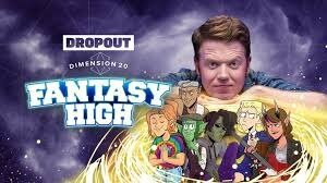 Dropout TV - Fantasy High Season 1 (Mix)