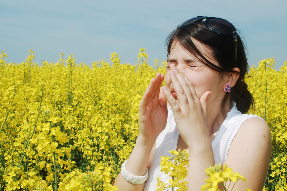 Finally, a cure for allergies
