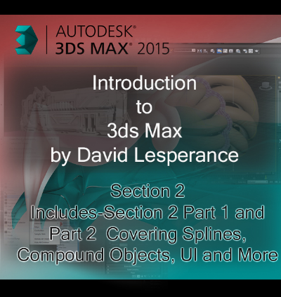 Intro to 3ds Max Section 2