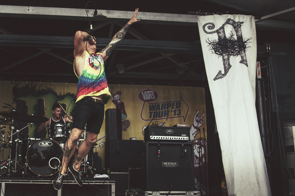 Warped Tour  Cincinnati