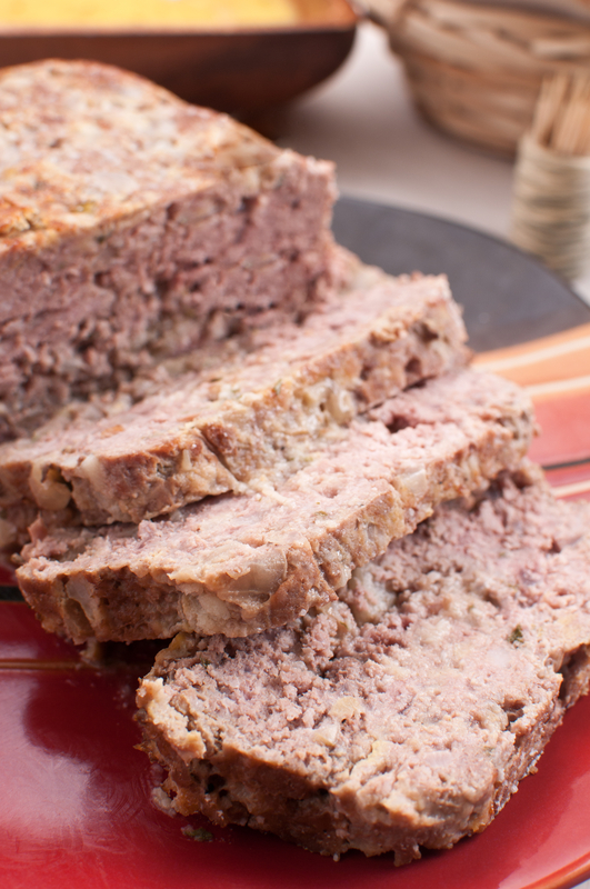 anger, this meatloaf recipe is very easy!