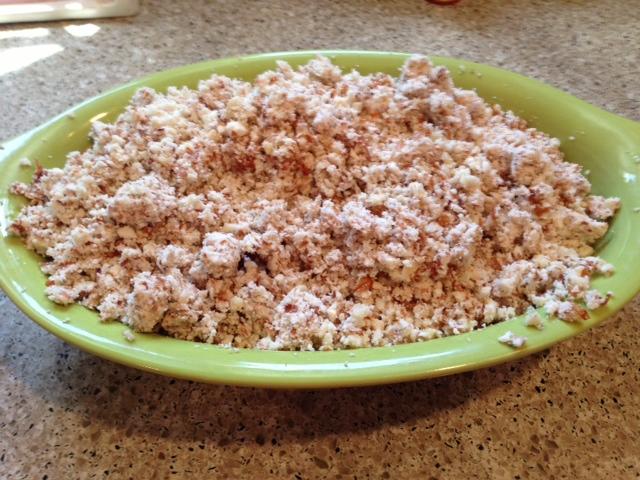 Almond flour!