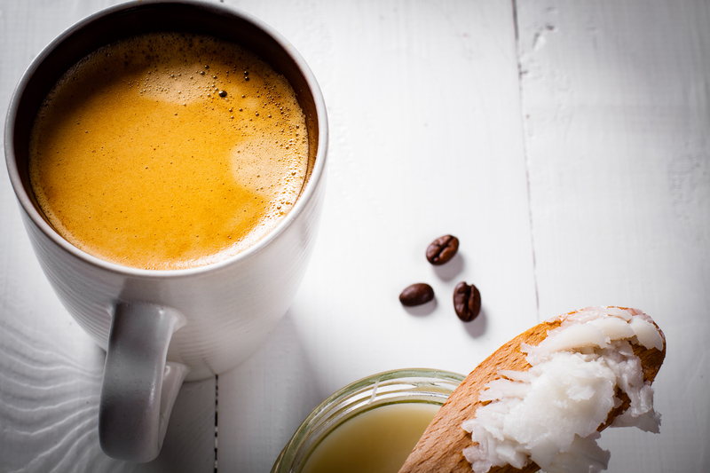 Bulletproof coffee is getting more and more popular. Do you drink it? If so, I'd love to hear your comments on how you like it.