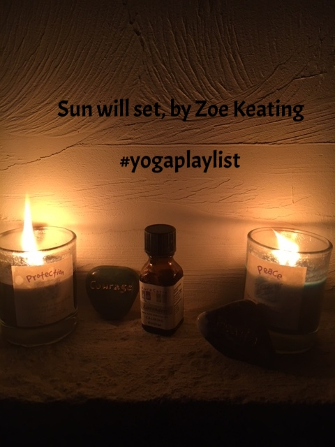 Song for Shavasana: Sun will Set by Zoe Keating