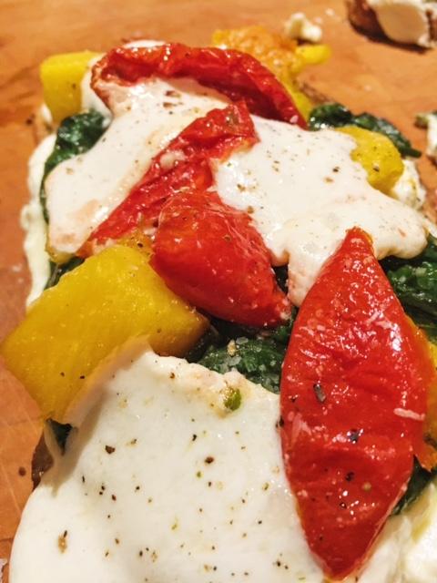 Healthy Mini Pizzas 3 ways