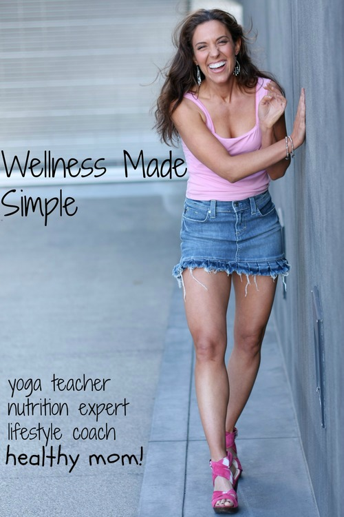 Yoga instructor, nutritionist, lifestyle coach, mom