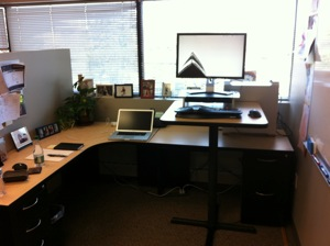 Switching To A Standing Desk Thoughts Jesse Noller