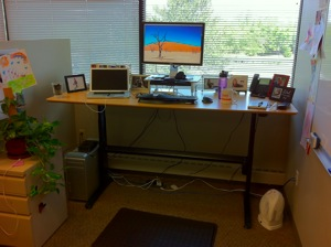 The Standing Desk Experiment 5 Months In Jesse Noller