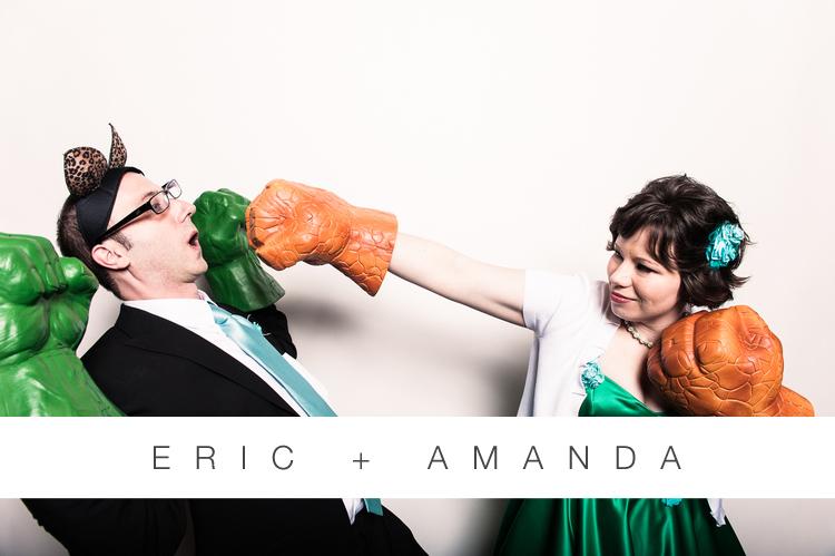 ERIC + AMANDA