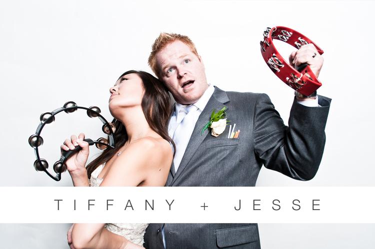 TIFFANY + JESSE