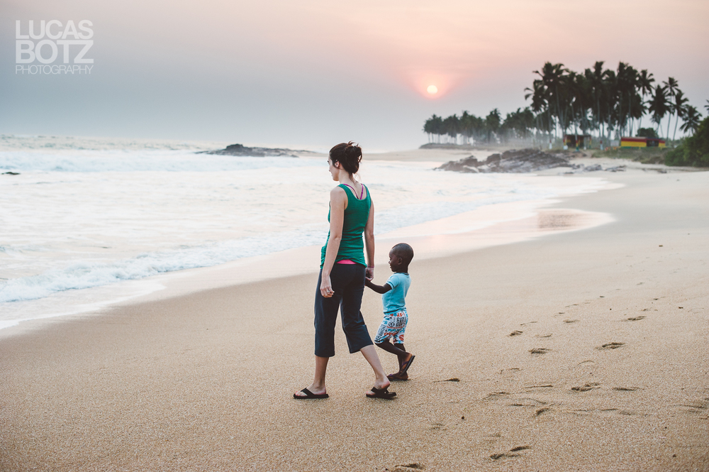 Cape Coast Beach