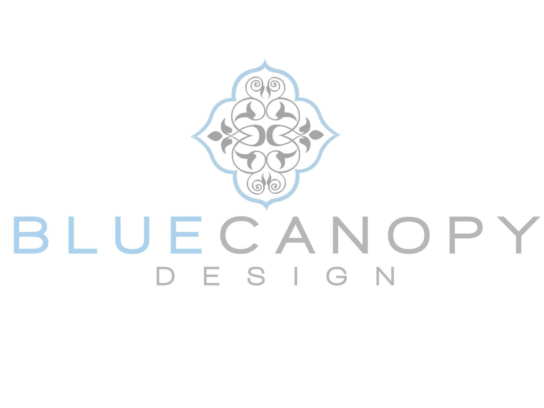 design - blue canopy design