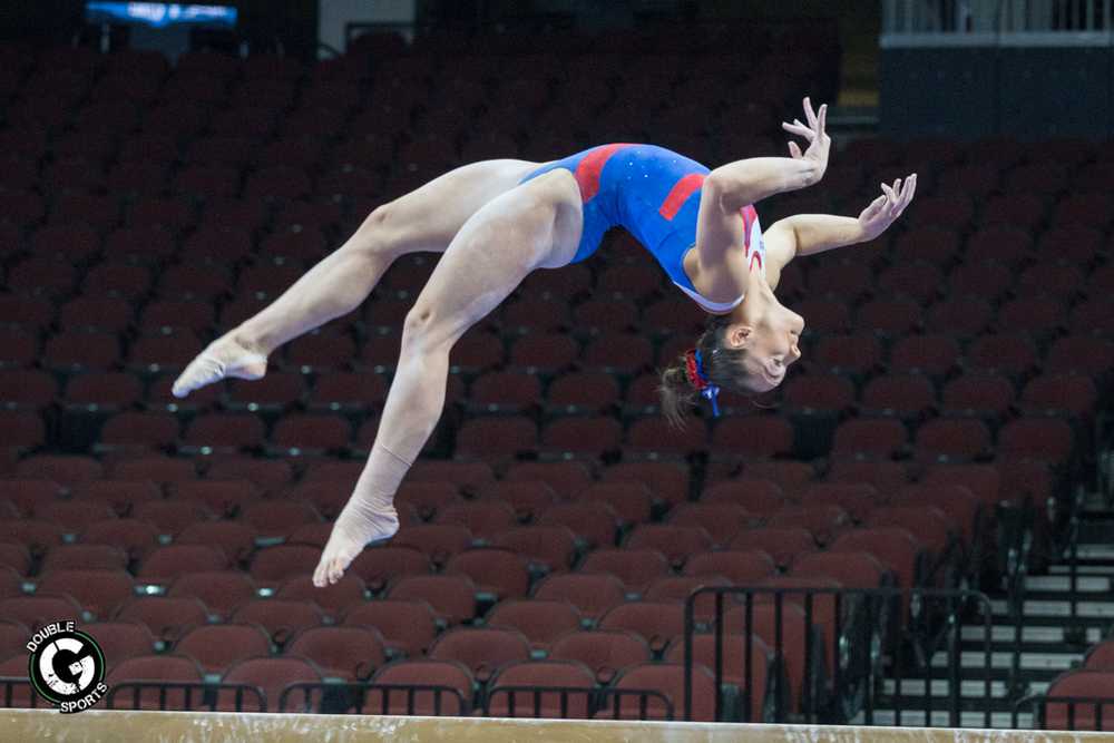 USA Gymnastics at the Prudential Center
