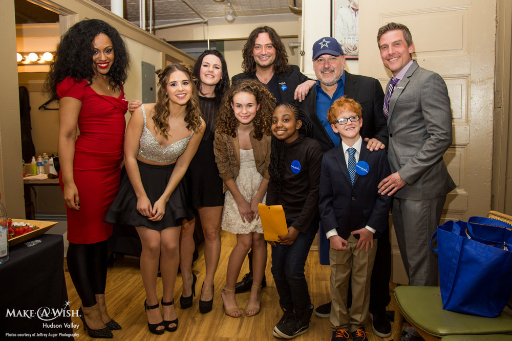 MakeAWish Foundation Benefit feature Frank Wildhorn